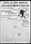 Santa Fe New Mexican, 08-07-1912