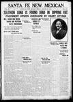 Santa Fe New Mexican, 08-30-1912