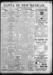 Santa Fe New Mexican, 03-08-1901