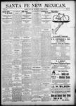 Santa Fe New Mexican, 04-22-1901