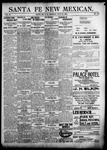 Santa Fe New Mexican, 07-22-1901