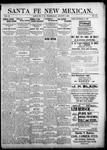 Santa Fe New Mexican, 08-07-1901