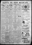 Santa Fe New Mexican, 09-10-1901