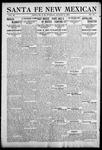 Santa Fe New Mexican, 08-11-1903