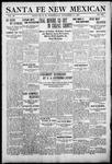 Santa Fe New Mexican, 11-11-1903