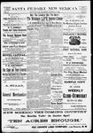 Santa Fe Daily New Mexican, 10-16-1890