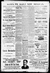 Santa Fe Daily New Mexican, 12-27-1890