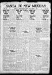 Santa Fe New Mexican, 09-05-1913 by New Mexican Printing company