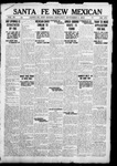 Santa Fe New Mexican, 09-06-1913 by New Mexican Printing company
