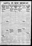 Santa Fe New Mexican, 09-12-1913 by New Mexican Printing company