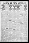 Santa Fe New Mexican, 09-15-1913 by New Mexican Printing company
