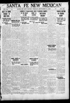 Santa Fe New Mexican, 09-16-1913 by New Mexican Printing company
