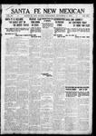 Santa Fe New Mexican, 09-17-1913 by New Mexican Printing company