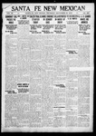 Santa Fe New Mexican, 09-18-1913 by New Mexican Printing company