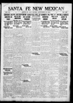 Santa Fe New Mexican, 09-20-1913 by New Mexican Printing company