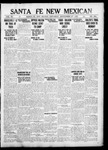 Santa Fe New Mexican, 09-27-1913 by New Mexican Printing company