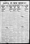 Santa Fe New Mexican, 09-29-1913 by New Mexican Printing company