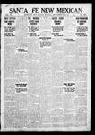 Santa Fe New Mexican, 09-30-1913 by New Mexican Printing company