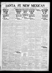 Santa Fe New Mexican, 10-06-1913 by New Mexican Printing company