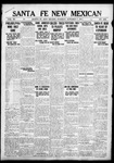 Santa Fe New Mexican, 10-07-1913 by New Mexican Printing company