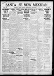 Santa Fe New Mexican, 10-08-1913 by New Mexican Printing company