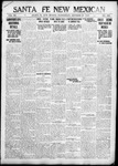Santa Fe New Mexican, 10-15-1913 by New Mexican Printing company