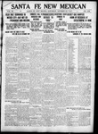 Santa Fe New Mexican, 10-25-1913 by New Mexican Printing company