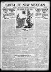 Santa Fe New Mexican, 11-08-1913 by New Mexican Printing company