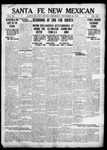 Santa Fe New Mexican, 11-13-1913 by New Mexican Printing company