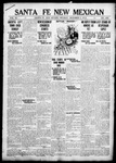 Santa Fe New Mexican, 12-01-1913 by New Mexican Printing company