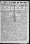 The New Mexican Review, 09-29-1910