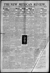 The New Mexican Review, 10-13-1910
