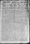 The New Mexican Review, 11-03-1910