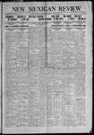 The New Mexican Review, 06-13-1912