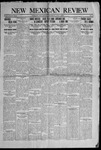 The New Mexican Review, 07-04-1912