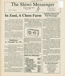 The Shiwi Messenger, Vol. 01, No. 11 (1995) by Steve Godfrey, Kathleen Manolescu, Julia Chavez, Jason Flesher, Carey Chapito, and Francisco