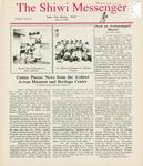 The Shiwi Messenger, Vol. 02, No. 12 (1996) by Kathy Prouty, Vernon Quam, Amanda Delena, Students, Zuni Utility Department, Phil Hughte, Rita Edaakie, and Zuni Senior Citizens