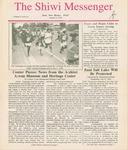 The Shiwi Messenger, Vol. 02, No. 16 (1996) by A:shiwi A:wan Museum and Heritage Center Staff, Fredrick Koruh, Albuquerque Journal, Zoe Honani, Kathy Prouty, Zuni Diabetes Prevention Project, and Amanda Delena