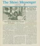 The Shiwi Messenger, Vol. 03, No. 10 (1997) by Kathy Prouty, Amanda Delena, Melanie M. Delena, E. Qualo, BIA Branch of Forestry, Marjorie Chavez, Board of Directors, Zuni Cultural Arts Council, UNM-Gallup, PHS Staff, and Latsayuhdi:ts'a