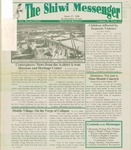 The Shiwi Messenger, Vol. 04, No. 12 (1998) by Nancy Weeka, Vernon Quam, Jackie Ghahate, D.E. Qualo, Belvert Kallestewa, Tammie Lynn Delena, Phil Hughte, and Fawn Tylana Wilson