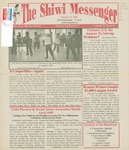 The Shiwi Messenger, Vol. 05, No. 06 (1999) by Breanna Delena, Chief Wahle, Sharlot Hall Museum, Arthur Budke, Mark Romancito, The White House, Tammie Lynn Delena, BIA Branch of Forestry, Museum of New Mexico Foundation, Amanda Delena, and Institute of American Indian Arts
