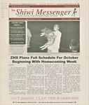 The Shiwi Messenger, Vol. 06, No. 09 (2000) by Dave Fontaine, IHS Staff, Ruth V. Haskie, Beth Coates, Zuni Pueblo Health Board, and The Shiwi Messenger Staff