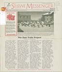 The Shiwi Messenger, Vol. 07, No. 06 (2001)