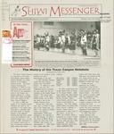 The Shiwi Messenger, Vol. 07, No. 08 (2001) by Zuni Forestry Office, Students, Wendy Lankford, Zuni WIC Program, Daniel Jamon, Lia Rupp, Zuni Public School District, and Ed Wato Sr.