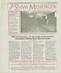 The Shiwi Messenger, Vol. 07, No. 14 (2001) by Cynthia Lopez, Wells Mahkee Jr., Zuni IHS Mental Health Department, Zuni Community Trails Project, Janet Tobiassen, Peter Tasso, and Cindy Dashnaw