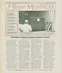 The Shiwi Messenger, Vol. 07, No. 15 (2001) by Wells Mahkee Jr., Eugene L. Lally, Craig Lekach, Amy Doughty, Zuni Conservation Program Trails Project, Rita Jensen, Kynya Amanda Olson, Indians in Sobriety Campout Committee, and Rita Edaakie