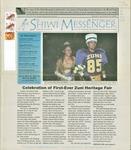 The Shiwi Messenger, Vol. 07, No. 19 (2001)
