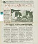 The Shiwi Messenger, Vol. 07, No. 23 (2001)