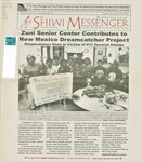 The Shiwi Messenger, Vol. 07, No. 24 (2001) by Jacqueline Friend, Beth Coates, George Kanesta, Jessica Jamon, and Ed Wato Sr.