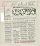 The Shiwi Messenger, Vol. 08, No. 08 (2002) by George Kanesta, Citizen's Coal Council Newsletter, Scott Doughty, Dave Fontaine, Joachim Koch, Hans-Juergen Kyborg, Clarissa Yatsattie, and Cameron Bobelu